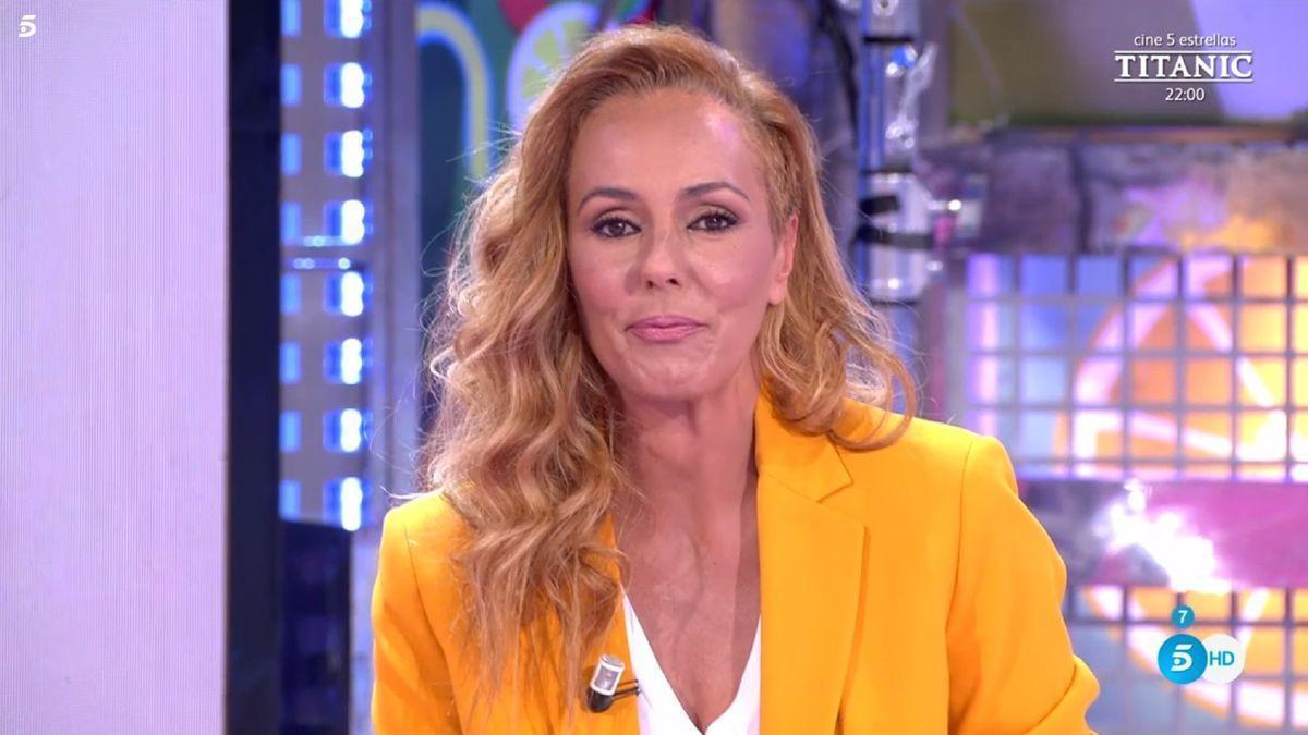 Rocío Carrasco en Telecinco