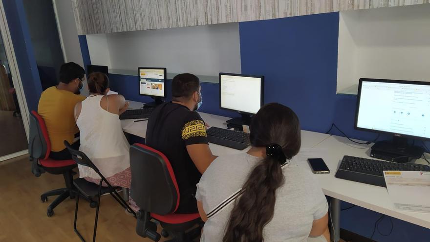 Asuntos Sociales realiza labores formativas para jóvenes de zonas desfavorecidas de Puente Genil
