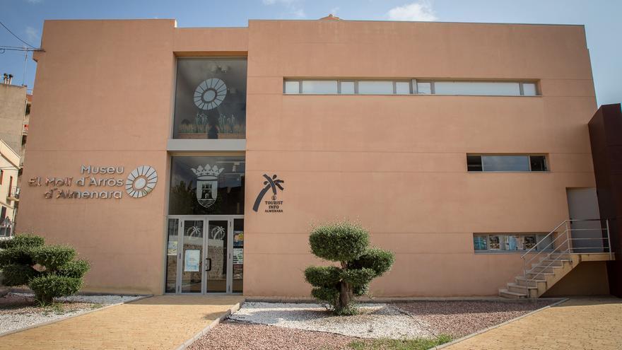 Almenara programa visitas al Museu del Molí d'Arròs