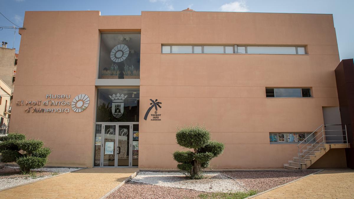 Museu del Molí d'Arròs, de Almenara