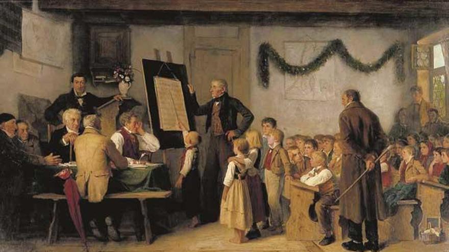 Ilustrados del XVIII, el inicio de la escuela pública en Mallorca