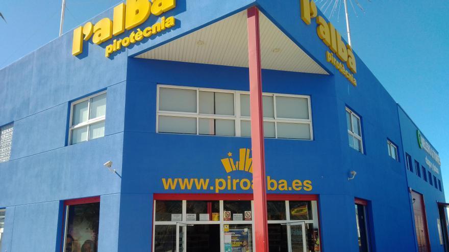 Dónde comprar pirotecnia en Elche: tipos de petardos y fuegos artificiales