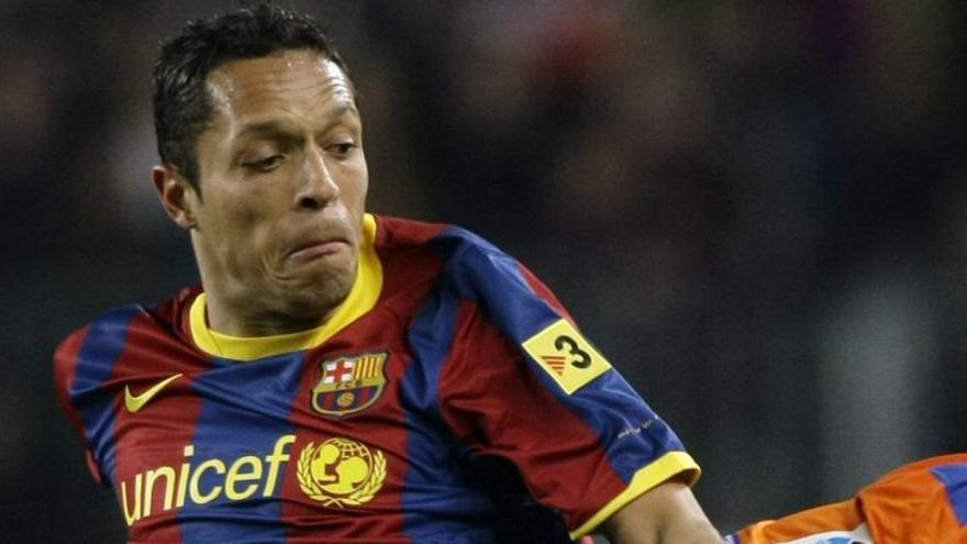 El exjugador del Barcelona Adriano, condenado por defraudar a Hacienda