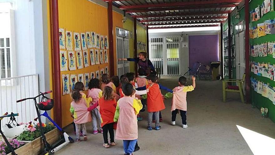Figueres inicia els tràmits per construir l'escola Carme Guasch que porta 14 anys en barracons
