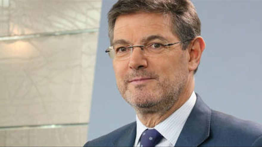 Catalá contra el vot particular de La Manada: «Tots saben que el jutge González té algun problema singular»