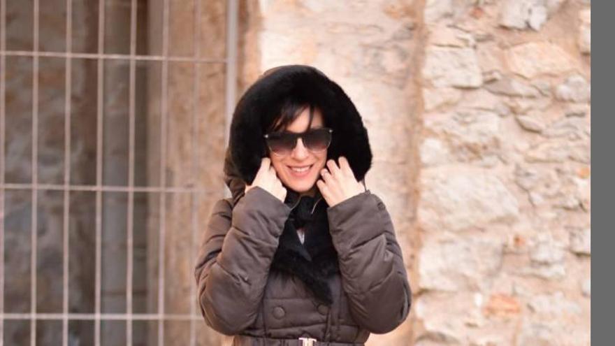 Las prendas de pelo, ideales para el frío en Castellón, por @Inatrendytown