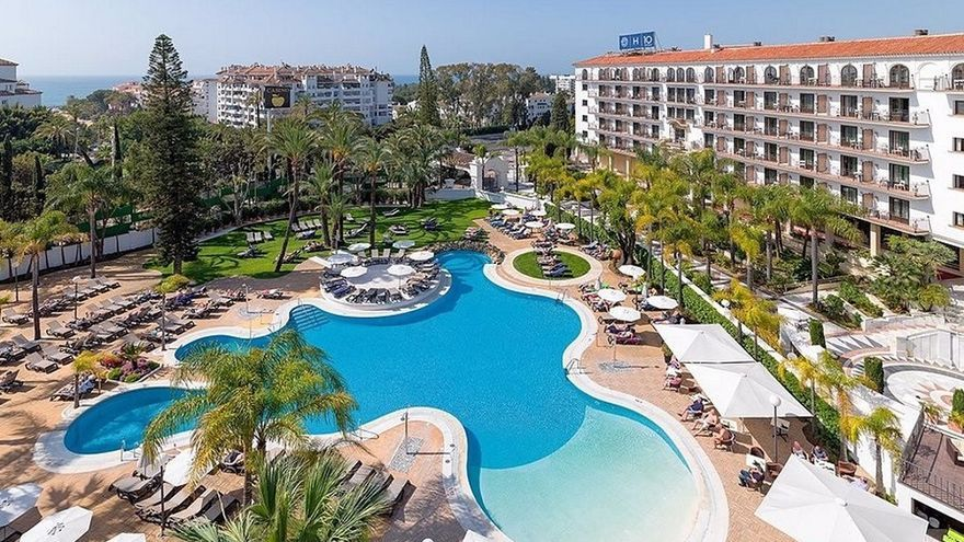 Renovarán el hotel Andalucía Plaza para que albergue eventos todo el año