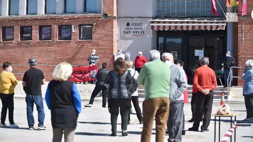 400 firmas y una manifestación contra la antena de San Félix
