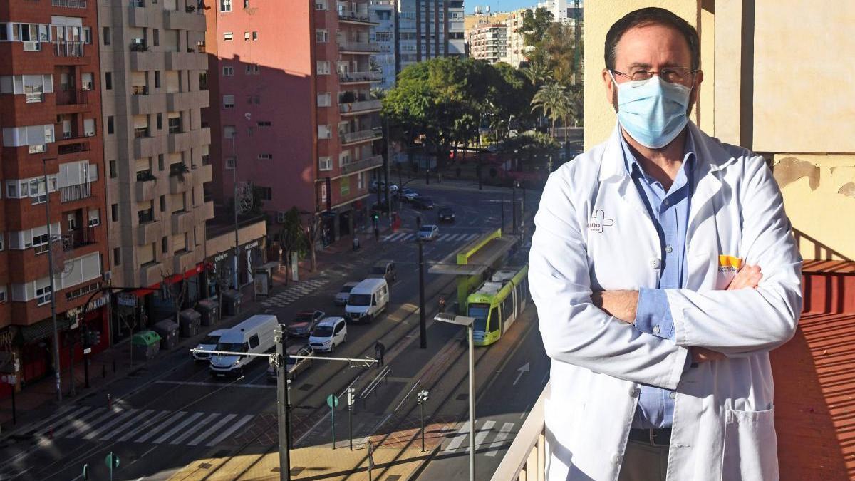 """Jaime Pérez: """"Solicitar el confinamiento al Gobierno central es como escribir la carta a los Reyes Magos"""""""
