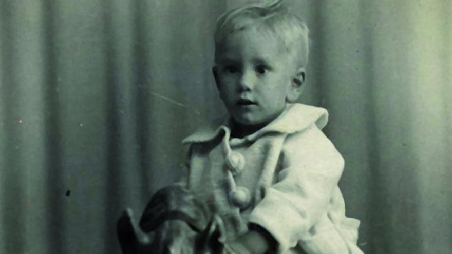 """""""De niño fui tan feliz que lloraba porque no quería ser mayor"""""""