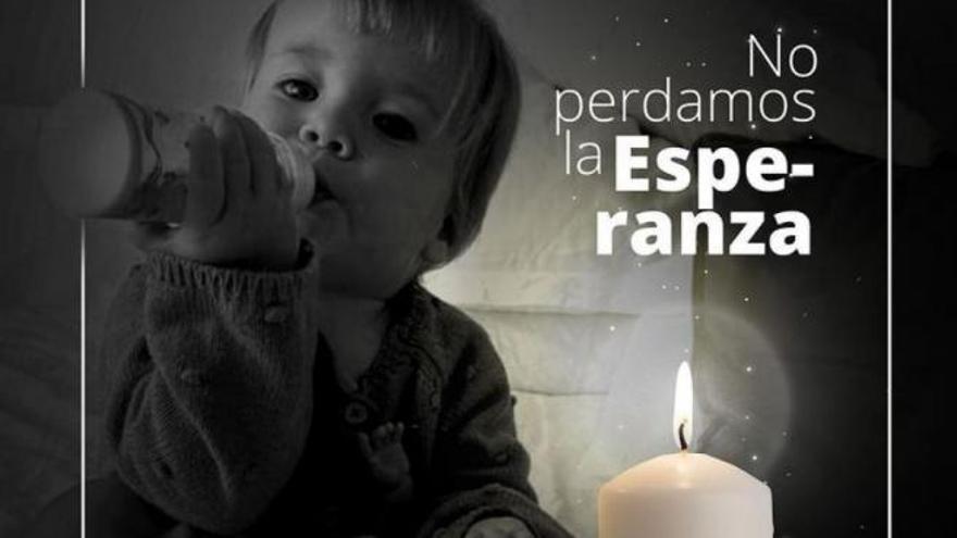 La madre de Anna y Olivia pide inundar las redes con velas blancas para que aparezcan su hija y Tomás Gimeno