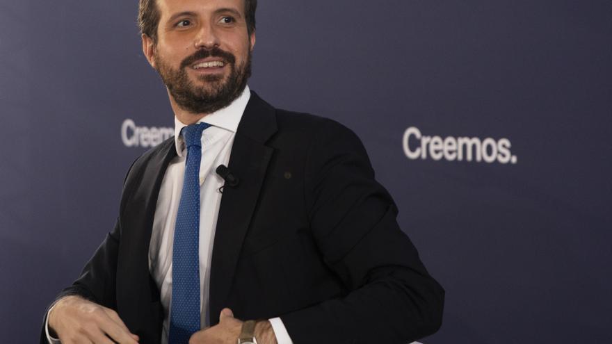Casado rechaza que España tenga que pedir perdón por la Conquista de México