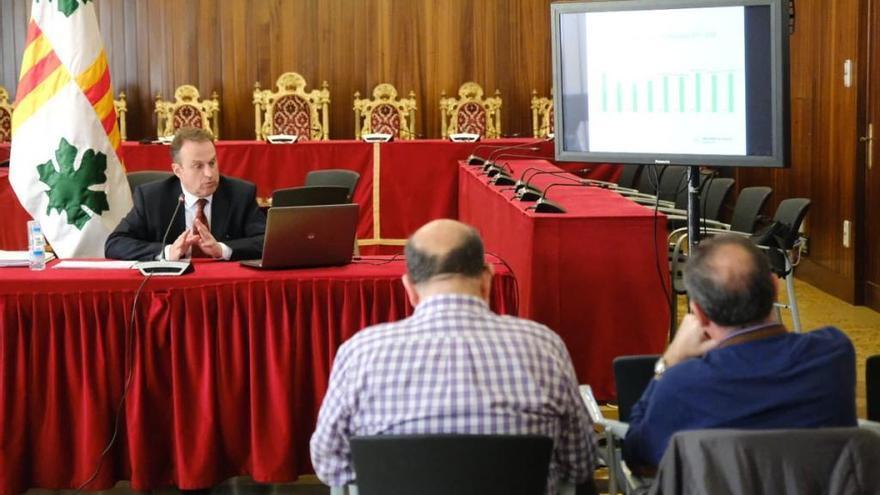 L'Ajuntament de Figueres mostra el pressupost a una Audiència Pública