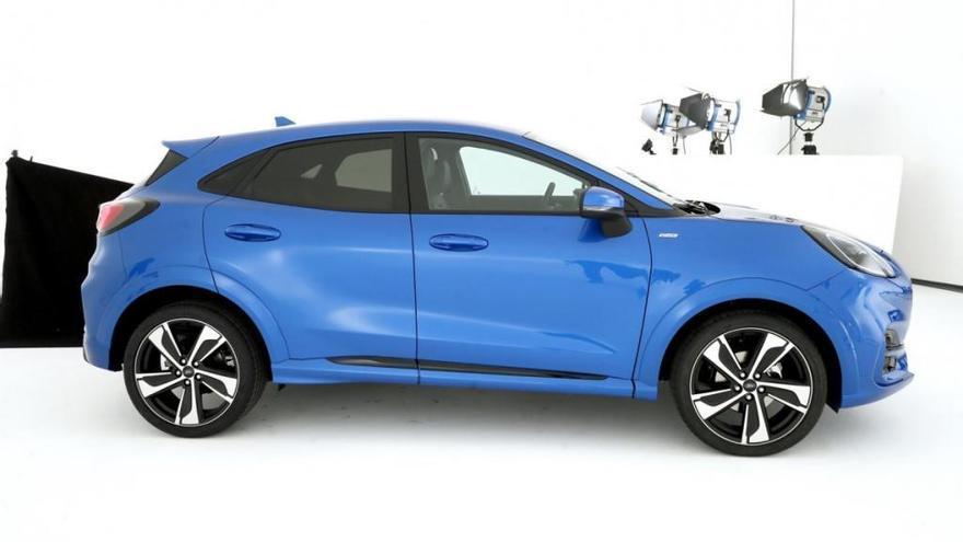 El nuevo Ford Puma 2020 se destapa