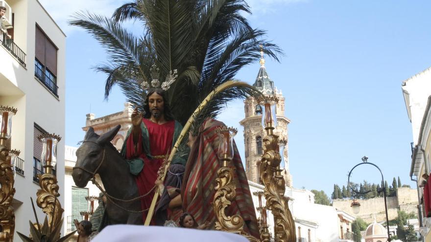 La Pollinica se luce en Antequera