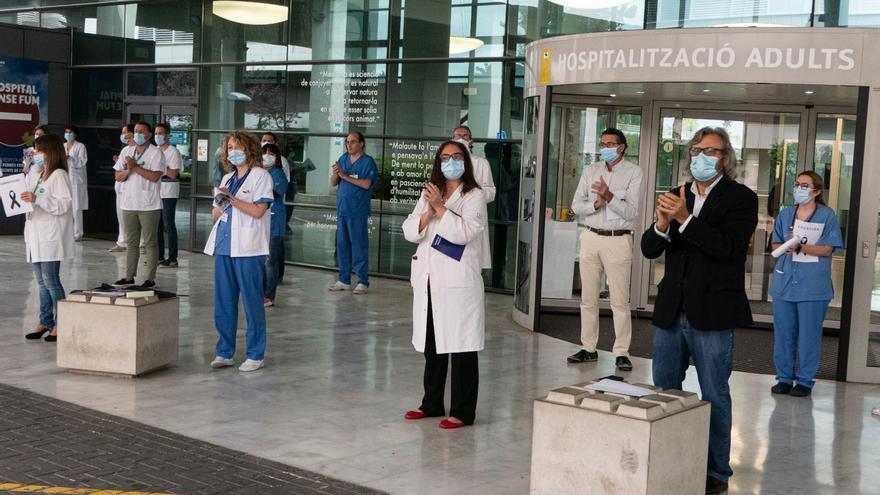 Un año de lucha en primera línea contra la pandemia
