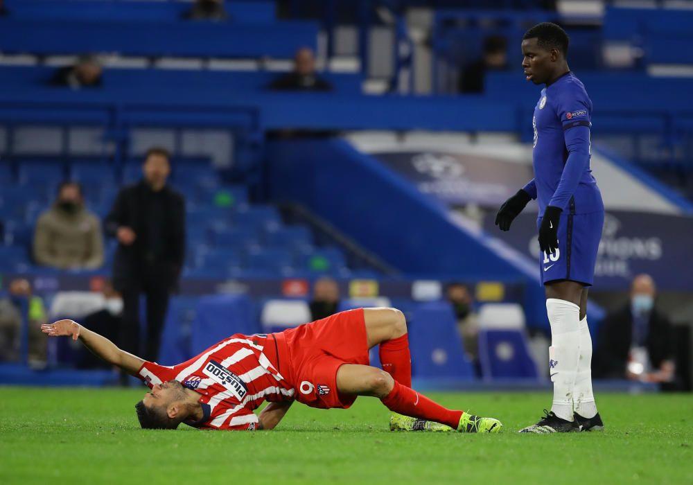Champions League: Chelsea - Atlético de Madrid
