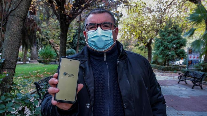 Venezolanos en Extremadura: el voto por la vía alternativa
