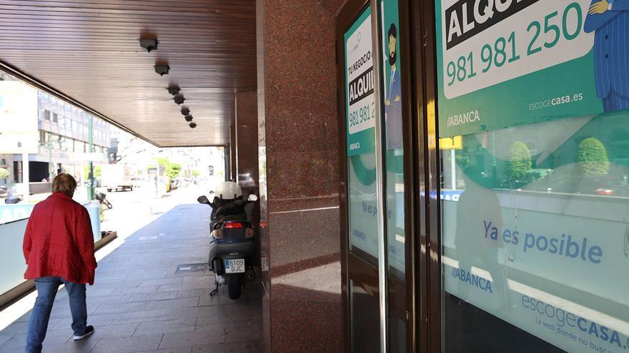 Galicia perdió la mitad de la red bancaria ya tras el acelerón del ajuste por el COVID