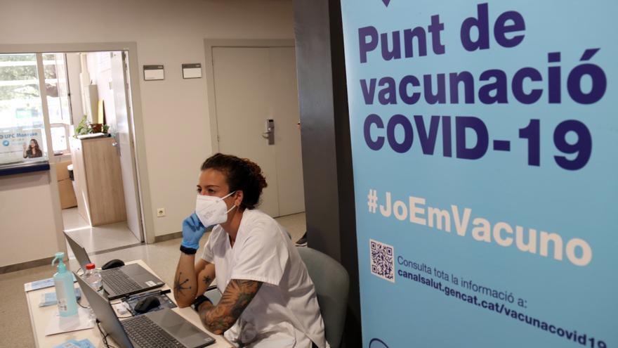 Nova oportunitat per vacunar-se sense cita a Figueres