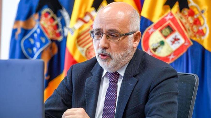 """Morales pide el traslado de migrantes para que Canarias """"no sea una cárcel"""""""