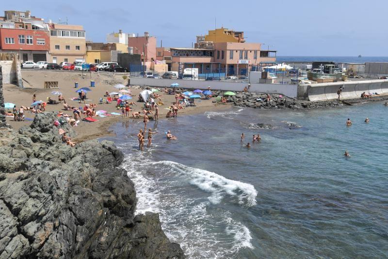 Playa de La Puntilla, San Cristóbal