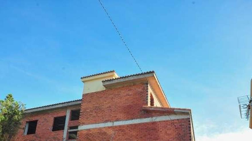 El Concello contrata la redacción del proyecto del albergue de peregrinos de Carril