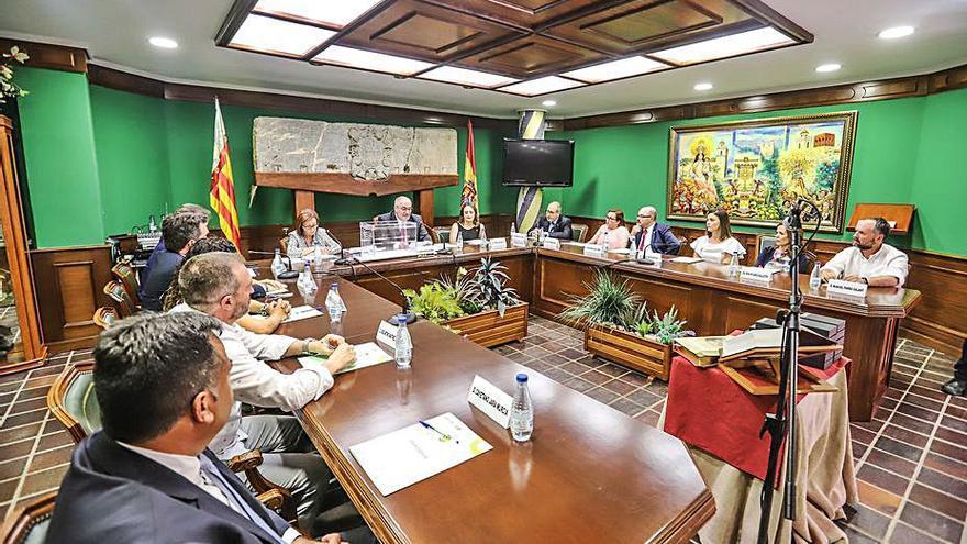 Transparencia urge a Benejúzar a ofrecer información de su gestión