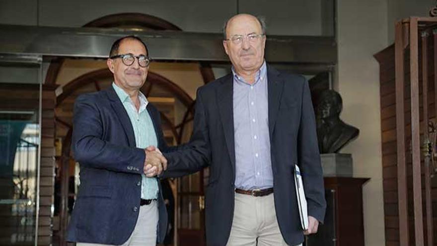 Emerico Fuster será el nuevo presidente del Club Náutico