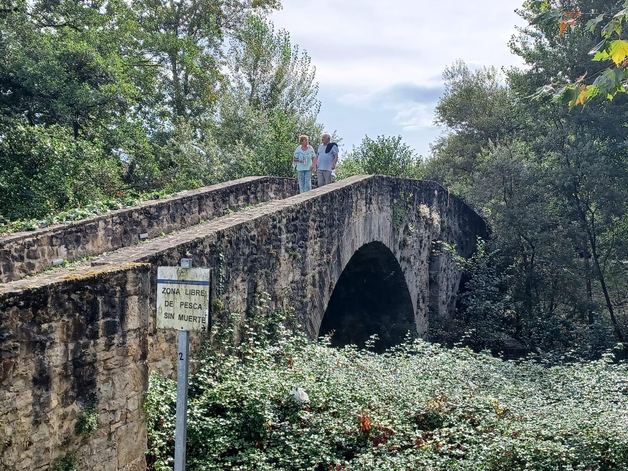 Puente romano de Colloto