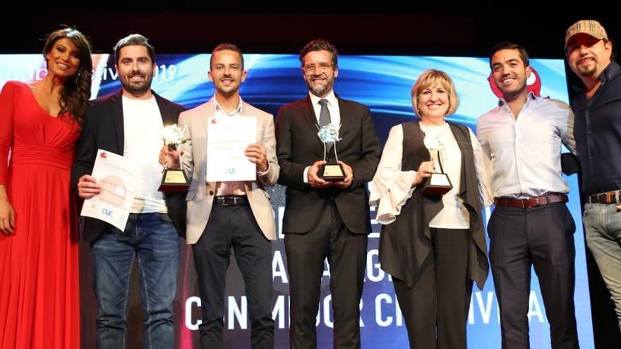 Grupoidex recibe cuatro premios en el certamen Publifestival 2019