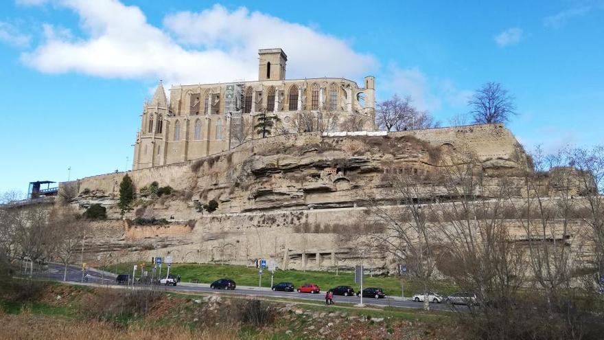 Conferència sobre la Seu de Manresa a l'edat mitjana