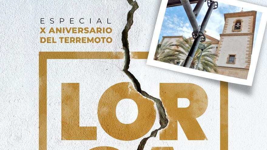 X Aniversario Terremotos de Lorca