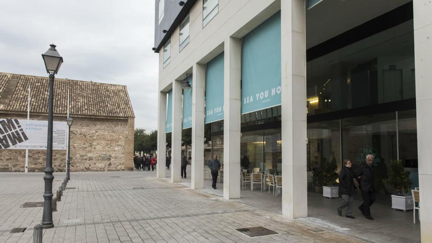 Un hotel 'boutique' de los Noguera abre sus puertas junto a la Marina de València
