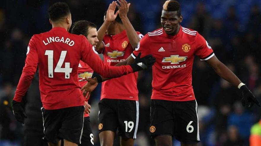 El United se reencuentra con el triunfo