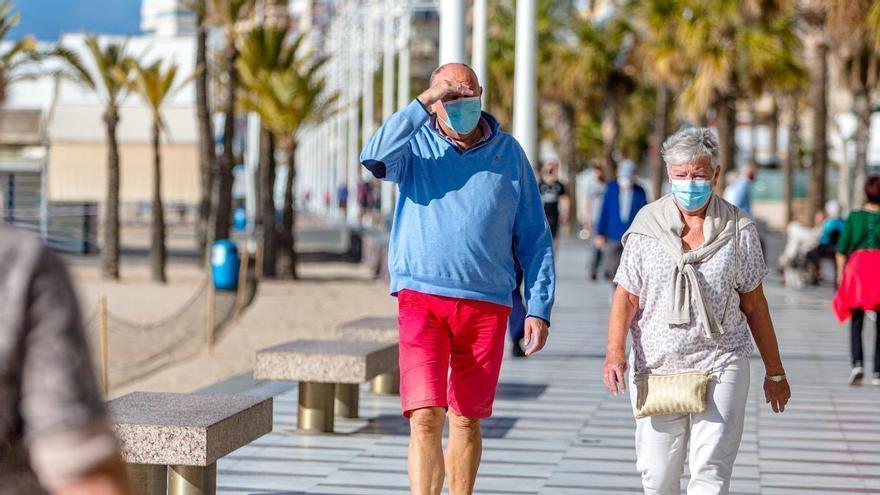 El tiempo en Alicante: Cielos despejados y temperaturas máximas en ascenso