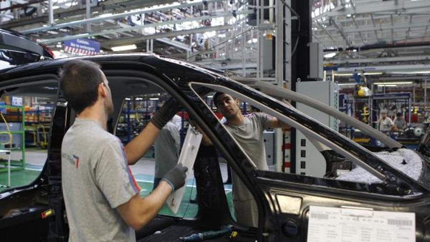 Los precios industriales se contraen un 0,4% en septiembre en Castilla y León