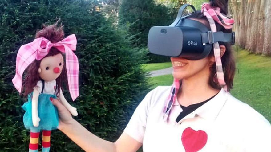 Los payasos de hospital se mudan a la realidad virtual