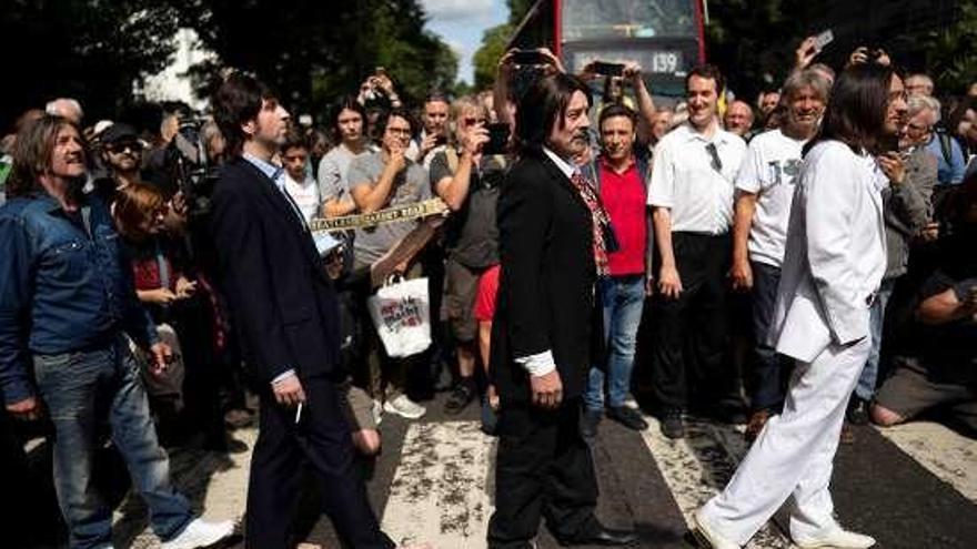 """Medio siglo de """"Abbey Road"""""""