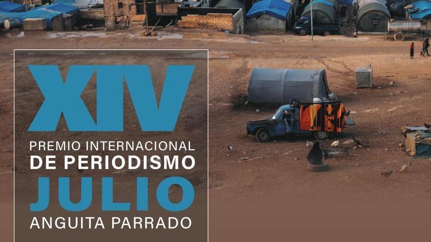 El Sindicato de Periodistas de Andalucía convoca el XIV Premio de Periodismo Julio Anguita Parrado