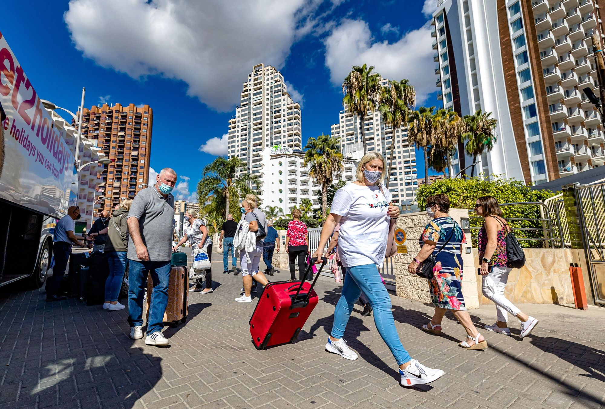 Un puente de oro para la provincia de Alicante: la ocupación turística alcanza el 72%