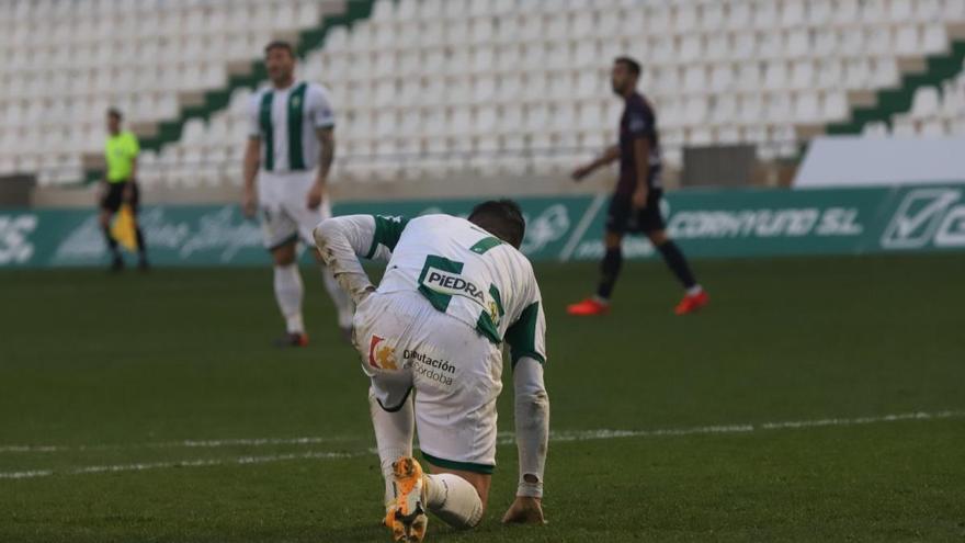 La contracrónica del Córdoba CF-Yeclano: un estado de ánimo