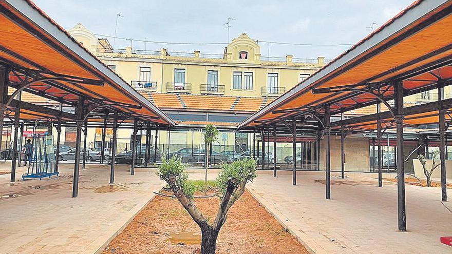 El nuevo Mercado del Grao, a punto de abrir sus puertas