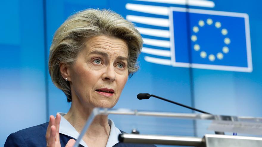 La CE presentará este mes su propuesta de pasaporte digital de vacunación