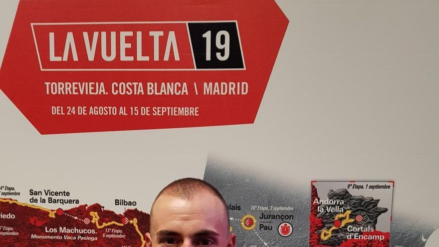 """Contador recuerda que Enric Mas es """"aspirante y no un favorito al Tour"""""""