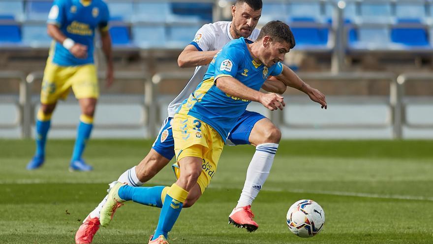 Liga SmartBank, tercera jornada: Real Zaragoza 2 - 2 UD Las Palmas, en imágenes