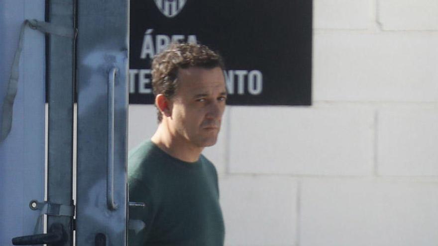 La despedida de César Sánchez tras su dimisión