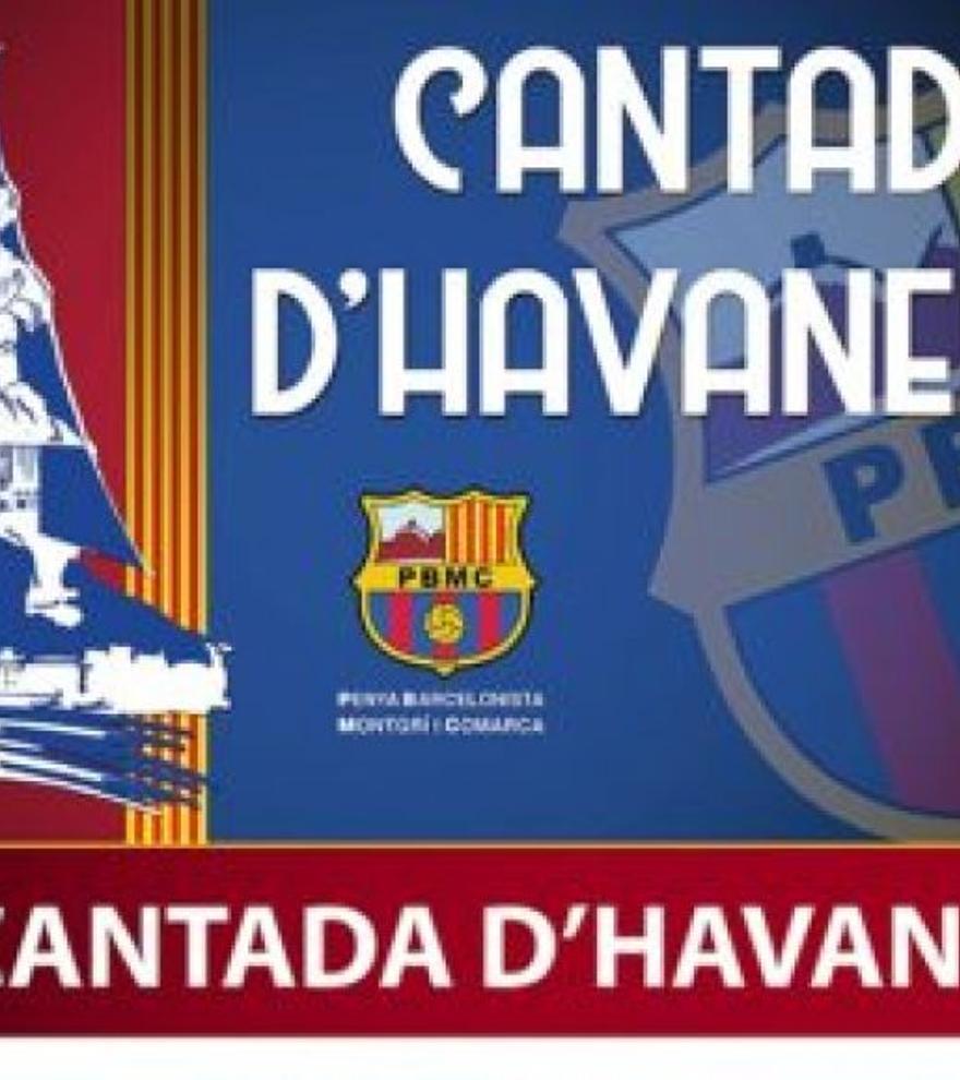 Cantada d'Havaneres Penya Barcelonista Montgrí i Comarca