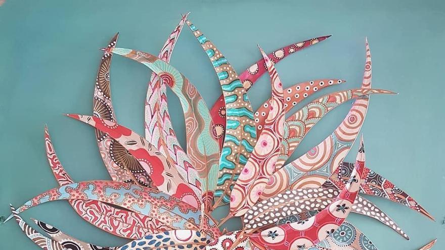 Curso A+D Arte y Diseño pintura decorativa, con Bicocacolors