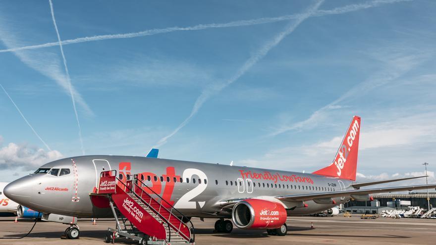 Las reservas de vuelos desde Reino Unido a Baleares con Jet 2 se disparan un 3.000 % en 24 horas